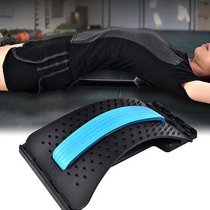 Rückenstrecker Rückentrainer Trainer Traktion Rückendehner Lendenwirbelsäule