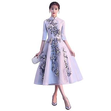 4533fd0450309 上品マテリアル高級感ある花柄ロングワンピース □ ワンピース 結婚式 ドレス 結婚式