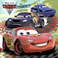 Ravensburger Disney Cars: Worldwide Racing Fun (3 x 49-Piece) Puzzles in a Box by Ravensburger