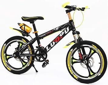 Bicicleta para niños de una rueda 6-15 años Amortiguadores de choque de 20 pulgadas