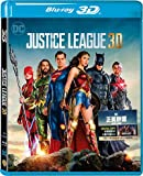 DVD : Justice League 2D + 3D (Region A Blu-Ray) (Hong Kong Version / English Language. Mandarin Dubbed 國語配音) 正義聯盟