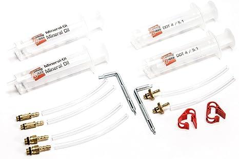 magura kit freni  universale kit spurgo basic per freni a disco Magura® / Formula ...