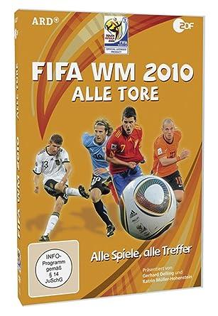 Fifa Wm 2010 Alle Tore Amazonde Diverse Dvd Blu Ray