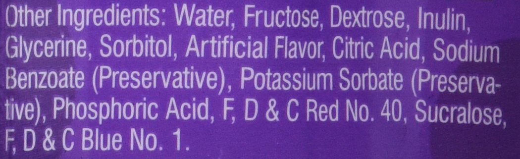 Herbal Clean QCarbo32 Fast Cleansing Drink Grape Flavor - 32 Ounce - Same Day Detox by Herbal Clean (Image #3)