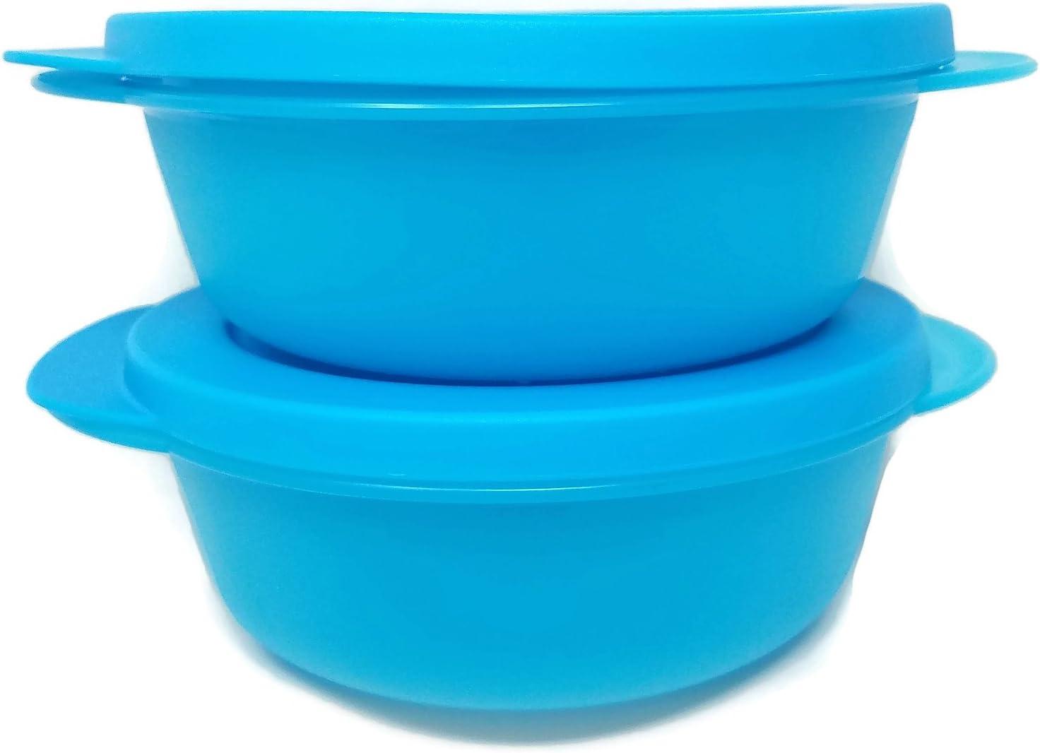 Tuperware Crystalwave Microwave Bowl 2.5 Cups