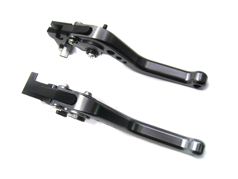 Moto-777 Pro CNC Clutch Brake Levers for Honda CBF1000 2006-2009 VF750S SABRE 1982-1986 VFR750 1991-1997 VFR800 F 2002-2018 VTR1000F FIRESTORM 1998-2005