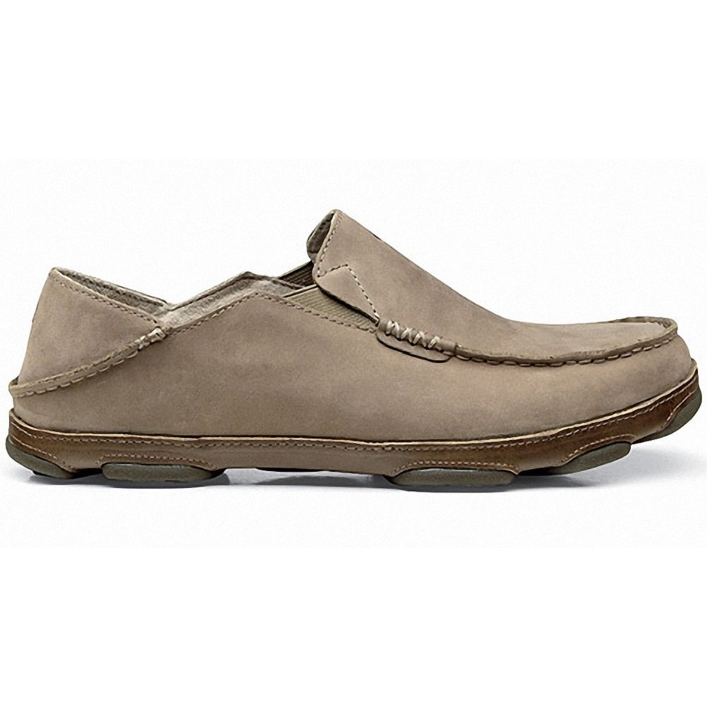 OluKai Moloa Shoe - Men's Clay/Mustang 10 by OluKai
