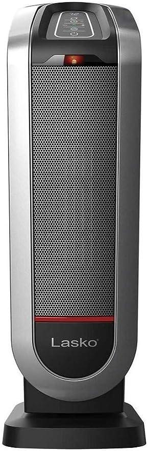 Amazon Com Lasko Ceramic Tower Heater With Remote Control Ct22425 Home Kitchen