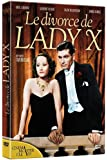 Divorce de lady X (l)  - DVD