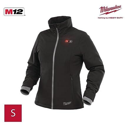 Milwaukee 4933451601 - Chaqueta calefactable negra premium para mujer ver-0