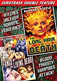 Eurotrash Double Feature: Long Hair of Death (1964) / Fangs of the Living Dead (1960)