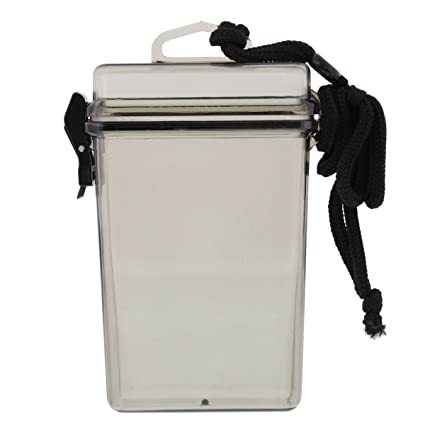 Large Waterproof Storage Container For Survival Prepper And Geocaching