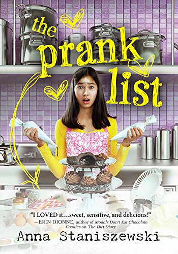 The Prank List (The Dirt Diary Book 2)