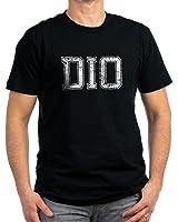CafePress - DIO, Vintage, - Men's Fitted T-Shirt (dark)