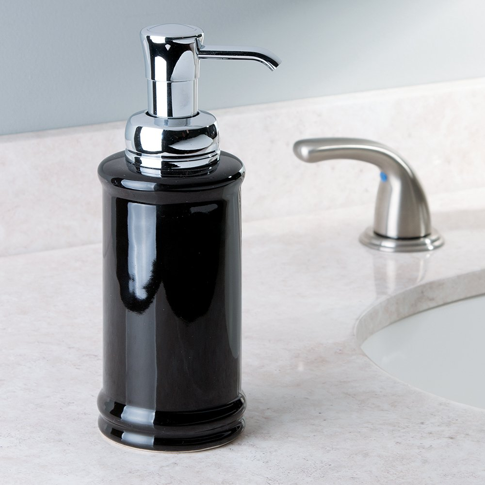 InterDesign Hamilton Dispenser Bathroom Vanities Image 2