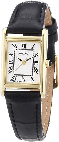 montre femme seiko bracelet cuir