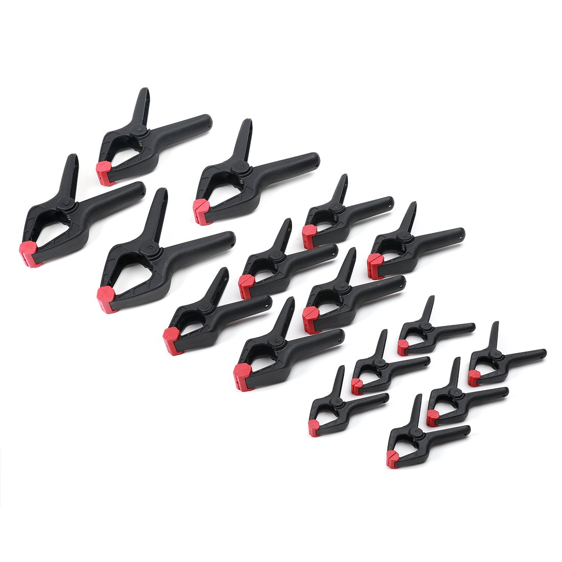 WORKPRO 16-Piece Spring Clamp