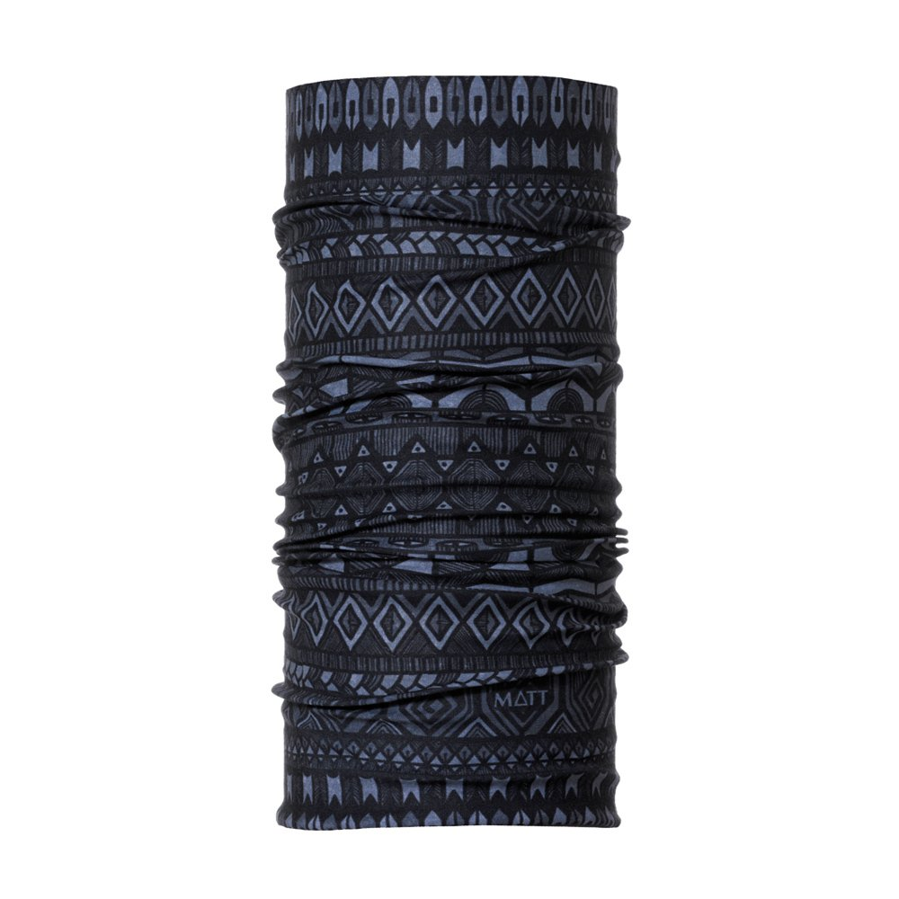 Ribbon Grey Talla /Única Matt 5895-823 Braga de Cuello Unisex Adulto