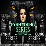 A Fynn Young Series Three Book Set: Absolving Evil, Heart of a Wolf, and Alpha | Ann Riley