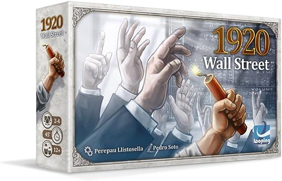 Looping Games-1920 1920: Wall Street, Multicolor (004WAL01): Amazon.es: Juguetes y juegos