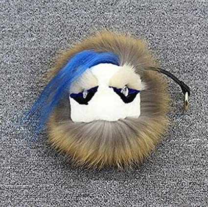 Amazon.com  SHREO Eternity mink hair Little Monster Plush Ball ... f5d82c2ab
