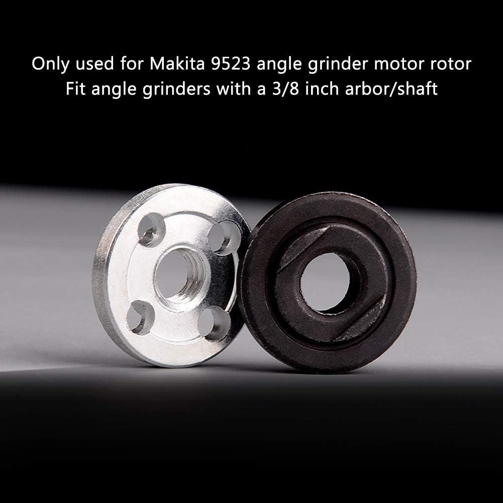 1 Paar Reparatur Komponente Winkelschleifer Passstück Innerer Außenflansch Für Makita 9523 Baumarkt