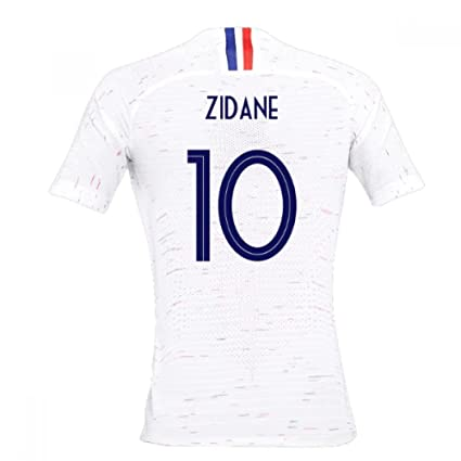 b9a8bc734f5 Image Unavailable. Image not available for. Color: 2018-2019 France Away  Nike Womens Football ...