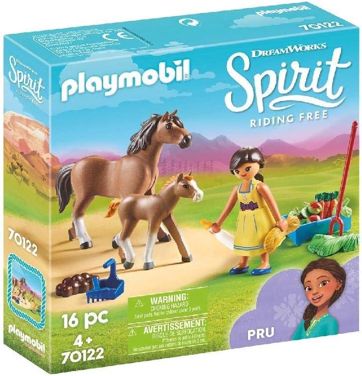 Playmobil Spirit Riding Free PRU with Horse & Foal