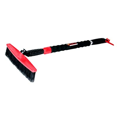 Oskar 20458 44-Inch Anglemax Extendable Snow Brush: Automotive