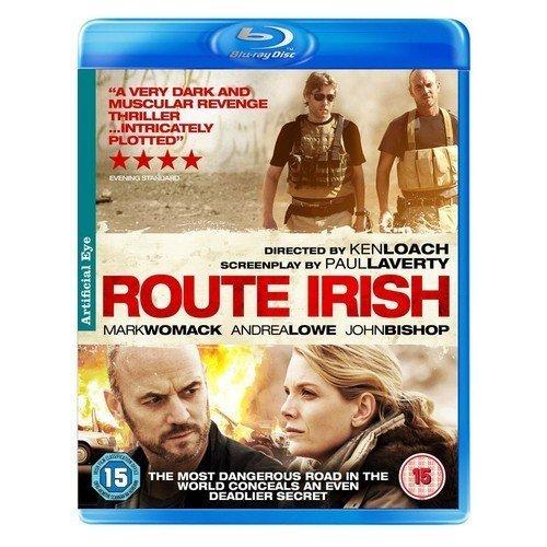 Route Irish [Blu-ray]