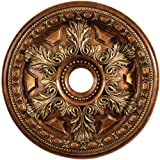 Arctel CM828-VE Vienna Finished Ceiling Medallion 28 inches