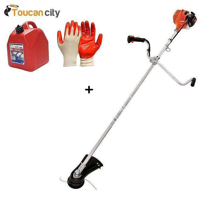 Amazon.com: Tucán City Gas puede con guantes de nitrilo Dip ...