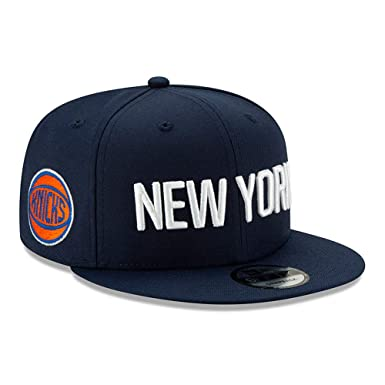 New Era NBA NEW YORK KNICKS City Series 2019 9FIFTY Snapback Cap ...