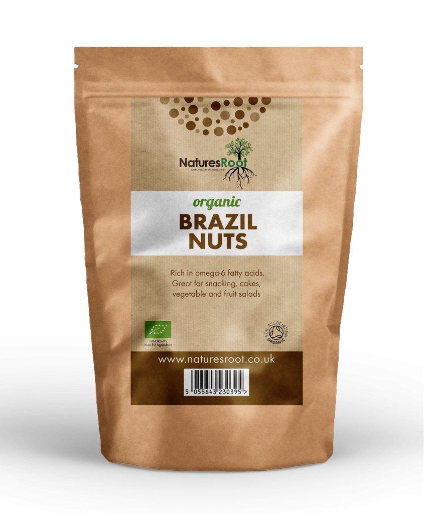 Natures Root bio Rohe para frutos secos - de cultivo ecológico): Amazon.es: Salud y cuidado personal
