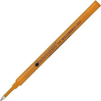 2 Pack Cross Pen Medium Point Refills by Monteverde Orange