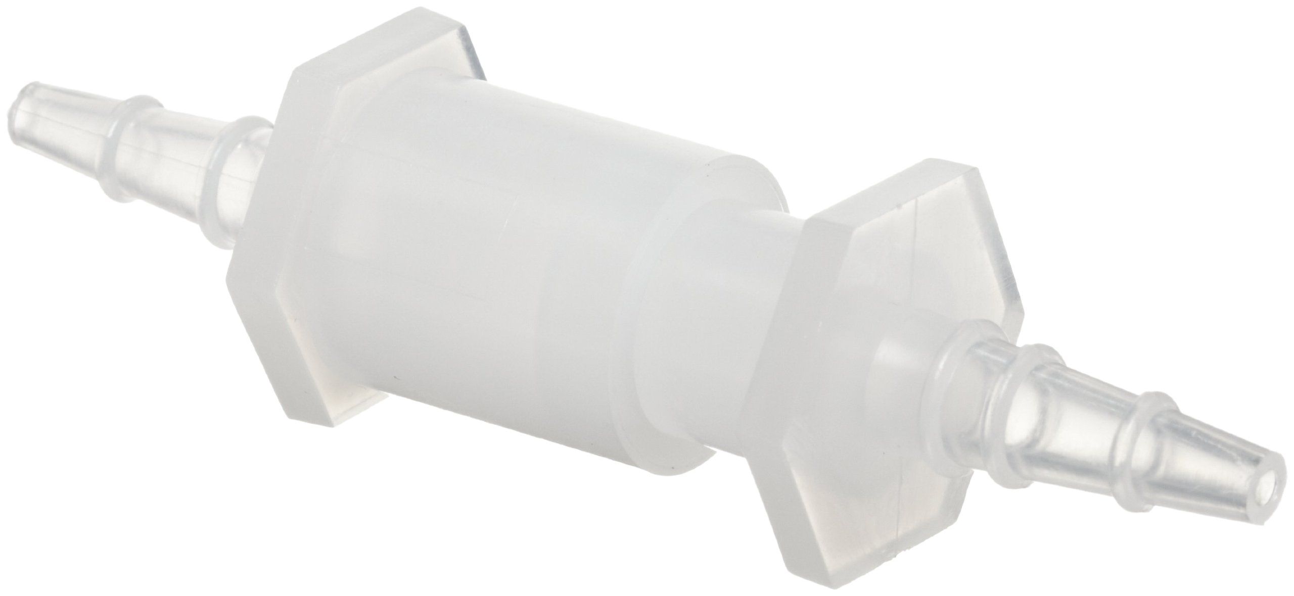 Bel-Art Mix and Match Quick Disconnects for ⅛ to ¼ in. Tubing; Polyethylene (Pack of 12) (H19727-0000)