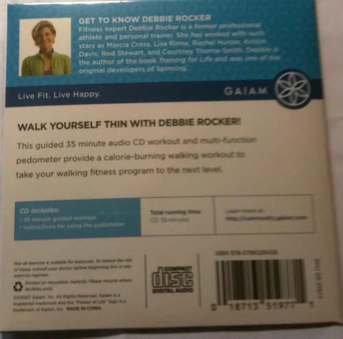 Download Walking with Debbie Rocker, Sculpt, Tone, Strengthen PDF