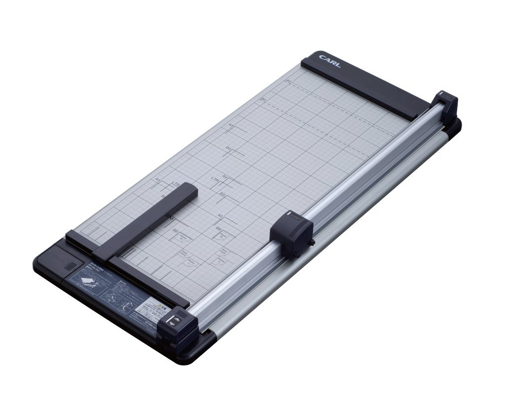 CARL Heavy Duty Rotary Paper Trimmer 25 inch.