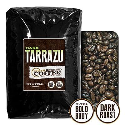 Dark Costa Rica Tarazu, Whole Bean Coffee, Fresh Roasted Coffee LLC. from Fresh Roasted Coffee LLC.