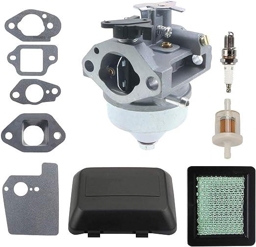 Amazon.com: ANTO 16100-Z0Y-853 Carburador para Honda GC190 ...