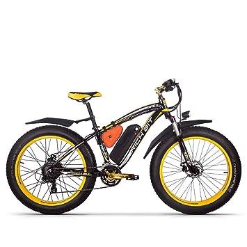 RICH BIT® RT-012 1000 W bicicleta eléctrica para bicicleta Cruiser bicicleta Ciclismo 48