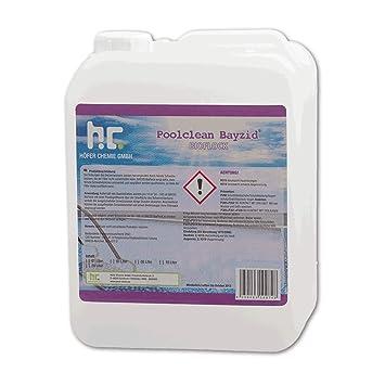 d2b2d98545f9 Höfer Chemie GmbH 4 x 5 L floculant liquide - FRAIS DE PORT OFFERT - en
