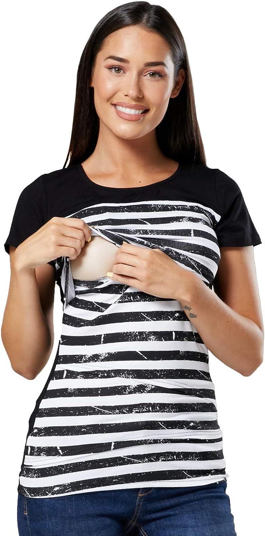 camiseta premama h&m