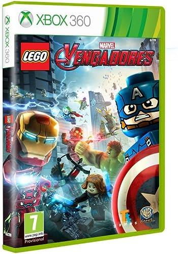 LEGO Vengadores - Edición Estándar - Xbox 360: Amazon.es: Videojuegos