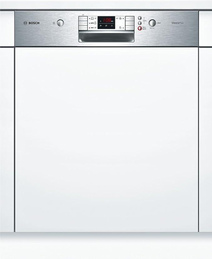 Bosch SMI50M85EU lavavajilla - Lavavajillas (Semi-incorporado ...