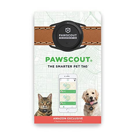 Amazon.com: Pawscout - Registro inteligente para mascotas ...