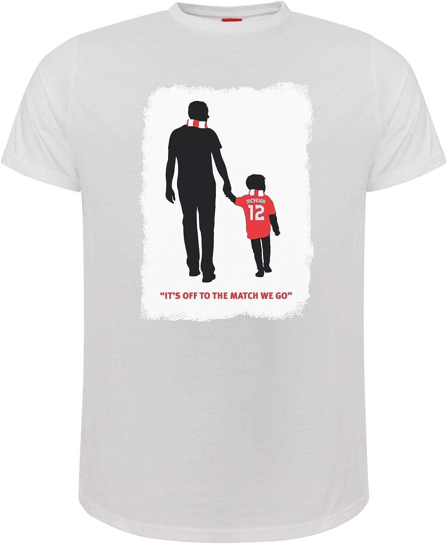 Liverpool FC Camiseta Adultos Blanca Fundacion Owen McVeigh LFC ...