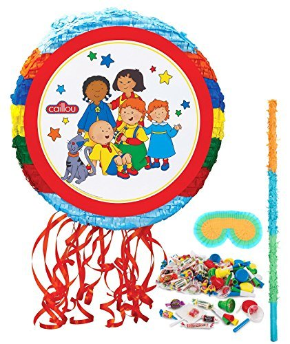Caillou Party Supplies – Pinata Kit by BirthdayExpress