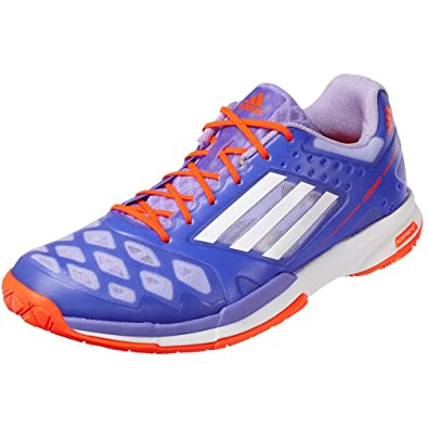 official photos 39afd ea469 Badmintonschuhe Adizero Feather Damen Lila mt 36 23
