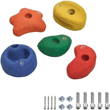 Fatmoose GrabOn L 5 - Piedras de escalada multicolor